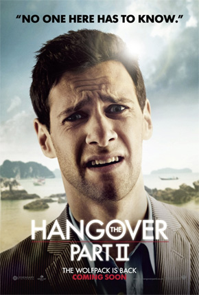 the hangover 2 poster. the hangover 2 images.